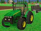 Симулятор Трактора на Ферме