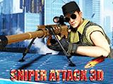 Атака Снайпера 3Д
