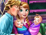 Беременные: Анна и Близнецы
