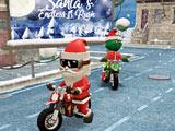 Бесконечный Заезд Санта Клауса 3Д