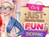 для Девочек: Веселые Покупки