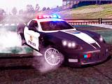 Дрифт на Полицейских Машинах
