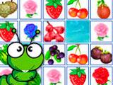 Маджонг: Фрукты и Овощи