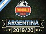 Футбол Голов: Аргентина 2019/20 (Суперлига)