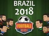 Футбол Головами: Бразилия 2018