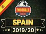 Футбол Головами: Испания 2019-20 (Ла Лига)