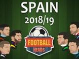 Футбольные Головы 2018-19 Испания (Ла Лига)
