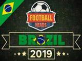 Футбольные Головы: Бразилия 2019