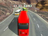 Гонки На Тяжелых Автобусах