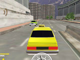 Гонки: Учимся Водить Такси