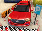 Классическая Парковка Джипов 3Д
