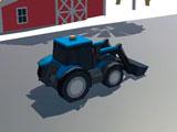 Клин Роад на Тракторе