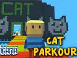 Когама: Котячий Паркур