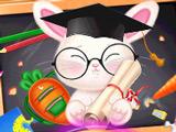 Кролик Олли Идет в Школу