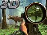 Лесной Охотник 3Д