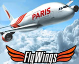 Летный Симулятор: Летающие Крылья
