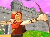 Лучник Мастер 3Д: Защита Замка