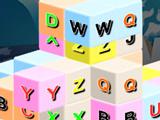 Маджонг 3Д Буквы