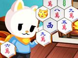 Маджонг: Коты Гексагон