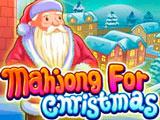 Маджонг Рождество