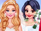 Моя Сказочная Зимняя Свадьба