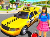 Настоящий Водитель Такси 3Д