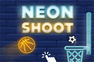 Неоновый Баскетбол
