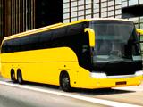 Парковка Автобуса в Городе