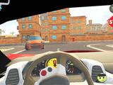 Парковка Ярости 3Д: Пляжный Город