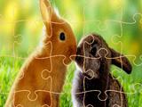 Пазлы Кролик