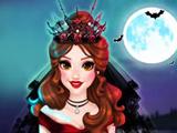 Принцесса Вампир: Свадебный Макияж