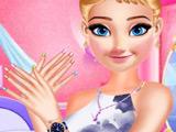 Принцессы в Маникюрном Салоне