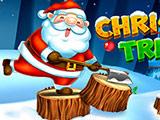 Рубим Рождественскую Ёлку