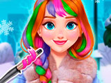 Шикарные Зимние Причёски для Анны
