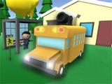 Школьный Автобус: Запуск Школьников