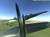 Симулятор Самолета 3Д
