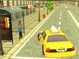 Симулятор Вождения Такси 3Д