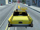 Симуляторы: Безумное Такси 3Д