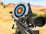 Снайпер: Стрельба по Мишеням 3Д