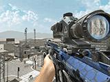 Снайпер в Зоне Боевых Действий 3Д
