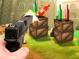 Стрельба по Мишеням: Бутылки 3Д
