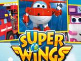 Супер Крылья: Пазл Слайдер