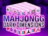Маджонг 3Д: Темные Измерения