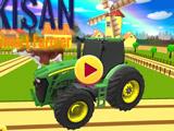 Тракторы: Фермер Кисан