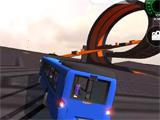 Трюки и Разрушения Автобусов 2