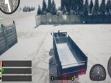 Водитель Грузовика в Тайге 3Д