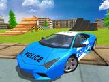 Водитель Полицейских Машин: Трюки