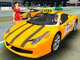 Водитель Такси в Нью-Йорке 3Д