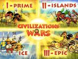 Войны Цивилизаций: Все Части