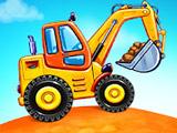 Завод Тракторов для Детей